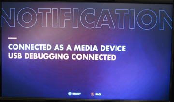 Ouya Notifications